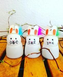 DIY Ostereier bemalen l Indianer Eier basteln l Deko zu Ostern selber machen